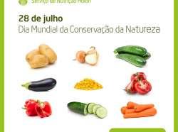 Dia Mundial da Conservação da Natureza